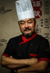 Chef Huang
